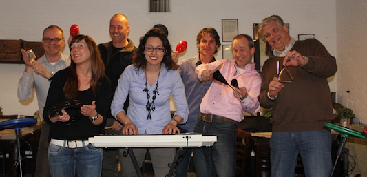 Make Music with This Team Building Sydney Activity