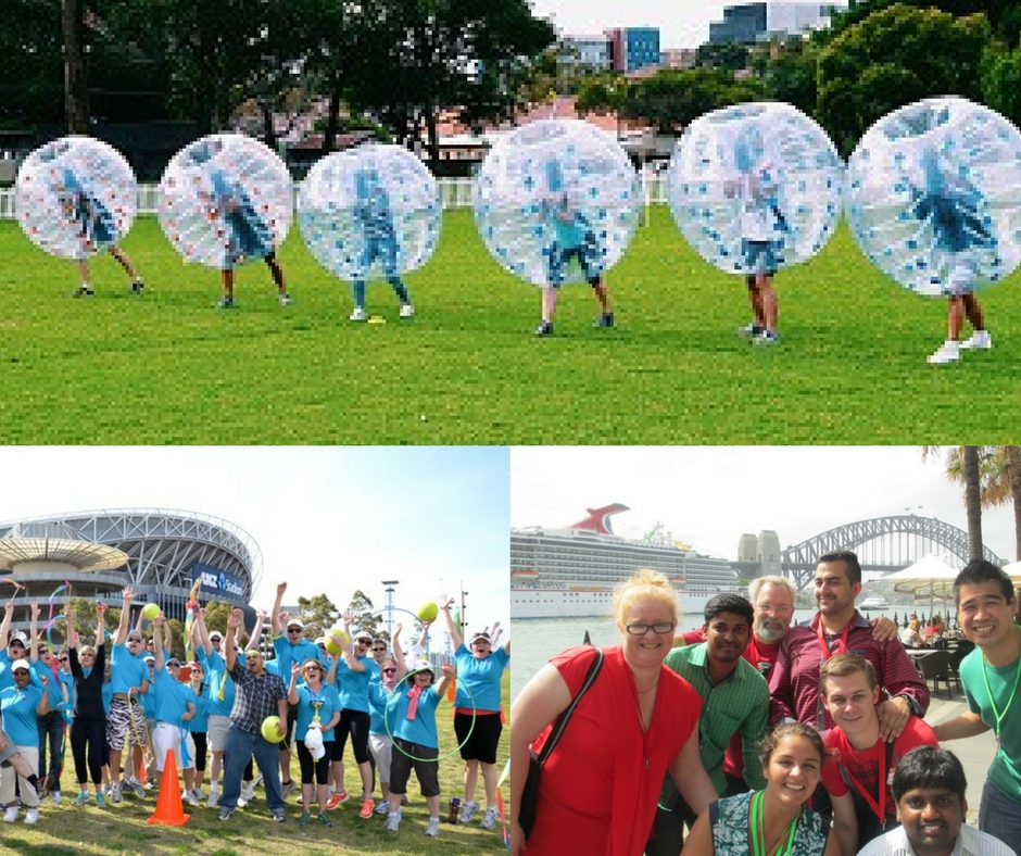 Why Outdoor Team Building Sydney Events Are Amazing?